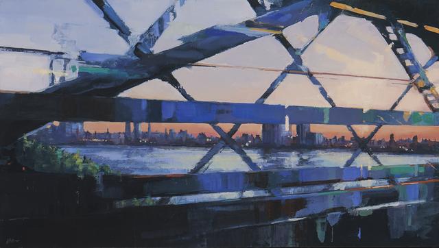 Jeff Bellerose, 'Sky Lines', 2017, Paul Thiebaud Gallery
