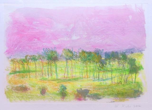 , 'Pink Sky,' 2012, Gallery Neptune & Brown