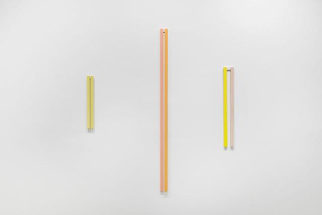 , 'Ripas Set of 3,' 2018-2019, Josée Bienvenu