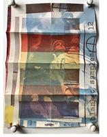 Robert Rauschenberg, Exhibition Poster/Invite, Leo Castelli Gallery NY