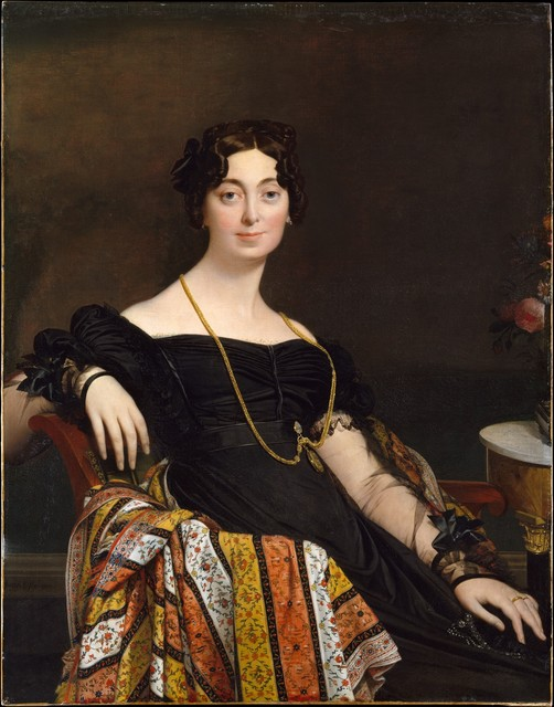 Jean-Auguste-Dominique Ingres, 'Madame Jacques-Louis Leblanc (Françoise Poncelle, 1788–1839)', 1823, The Metropolitan Museum of Art