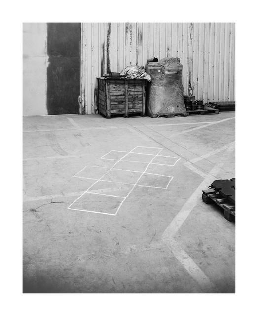 , 'V (Human series),' 2014, Faur Zsofi Gallery