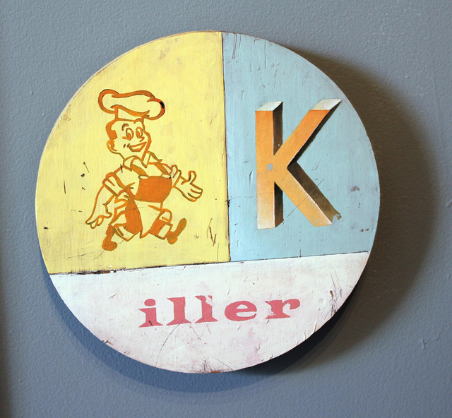 , 'Killer,' 1998, Robert Berman Gallery