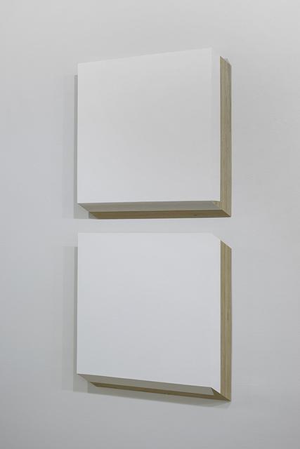 , 'Tranche,' 2016, Galerie Roger Bellemare et Christian Lambert