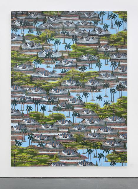 , 'Emerald Waters (Suprova),' 2016, Anat Ebgi