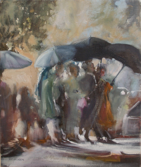 , 'Umbrella Cascade,' 1988, Addison/Ripley Fine Art