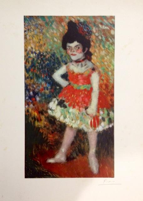 , 'Danseuse naine,' 1966, Galeria Joan Gaspar
