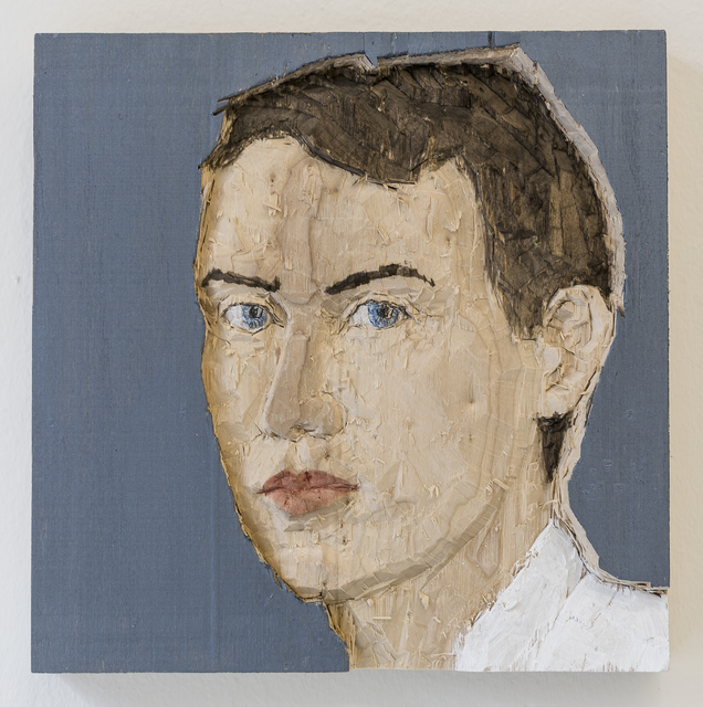 , 'Man (relief),' 2016, Mai 36 Galerie