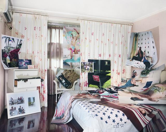 Guanyu Xu, 'Parents' Bedroom', 2018, Yancey Richardson Gallery