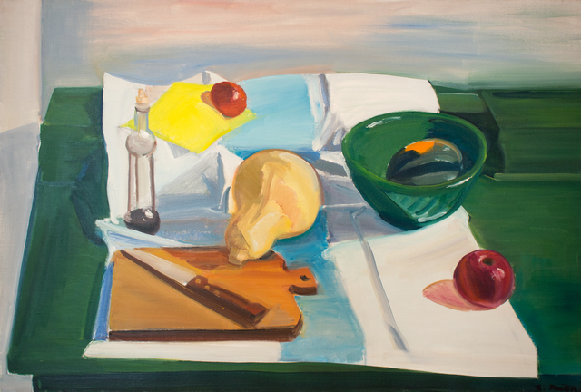 , 'Still Life with Squash,' 1973, Reynolds Gallery
