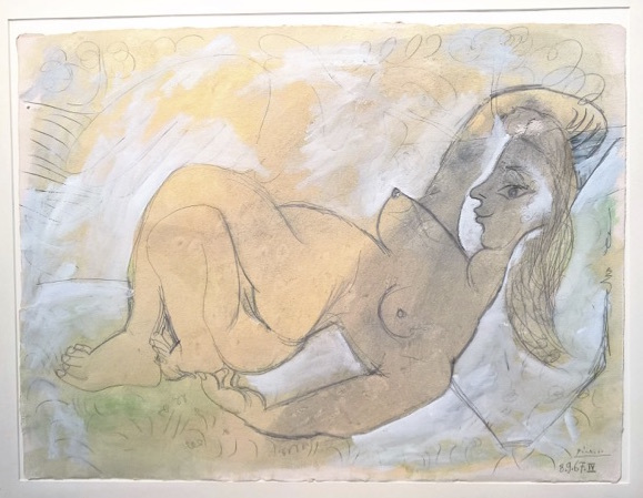 , 'Nu couche: Leda et le Cygne,' 1967, Gallery On The Move