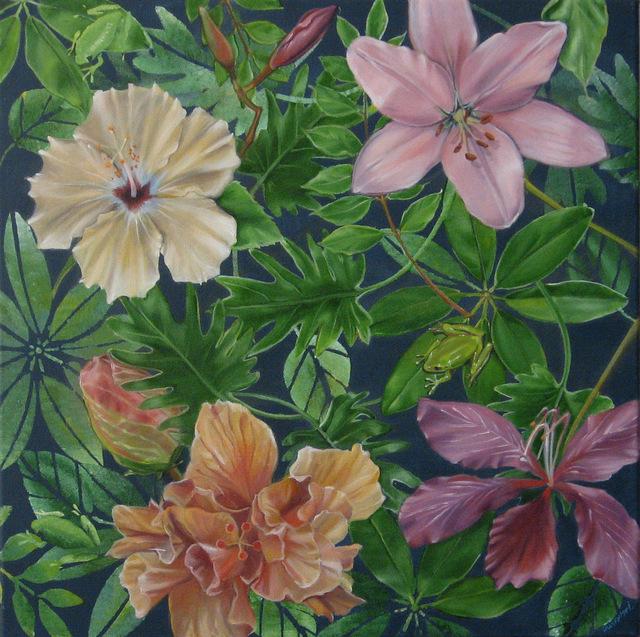 Catherine Kirkwood, 'Hello Florida', 2017, Eclectic Gallery