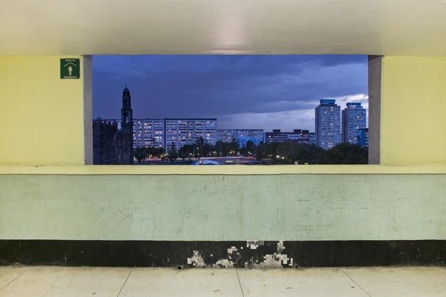 , 'Tlatelolco Desmentido,' 2013, Patricia Conde Galería