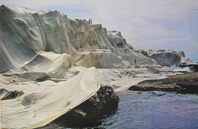 Christo and Jeanne-Claude, 'Wrapped Coast, Little Bay, Australia, 1969', 1991, Cerbera Gallery