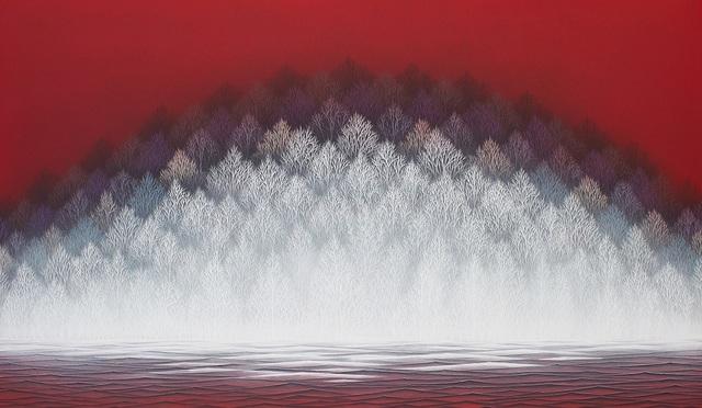, 'Yukoku II (The Scarlet Hour II),' 2019, SEIZAN Gallery