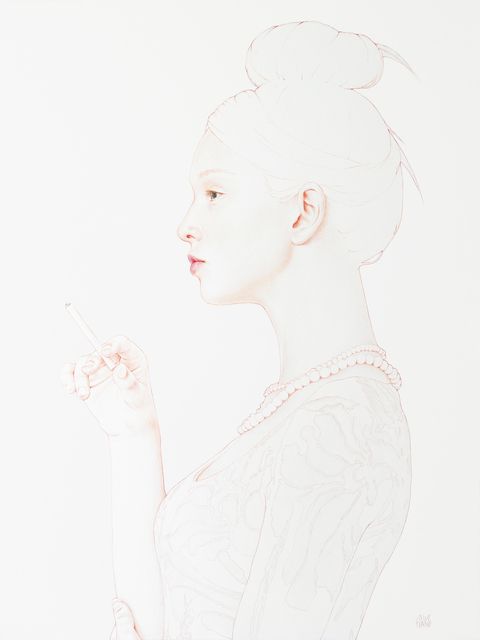 Salustiano, 'Zahara de perfil I', 2019, Victor Lope Arte Contemporaneo