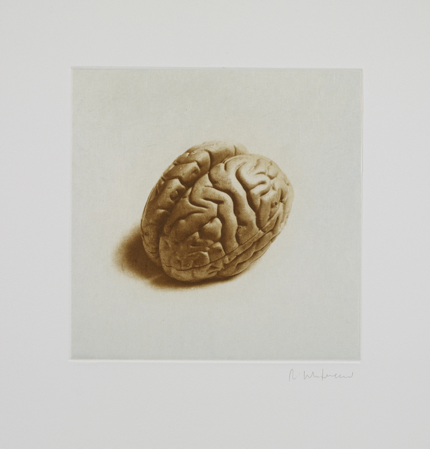 , 'Untitled 02 from 12 Objects, 12 Etchings,' 2010, Paragon