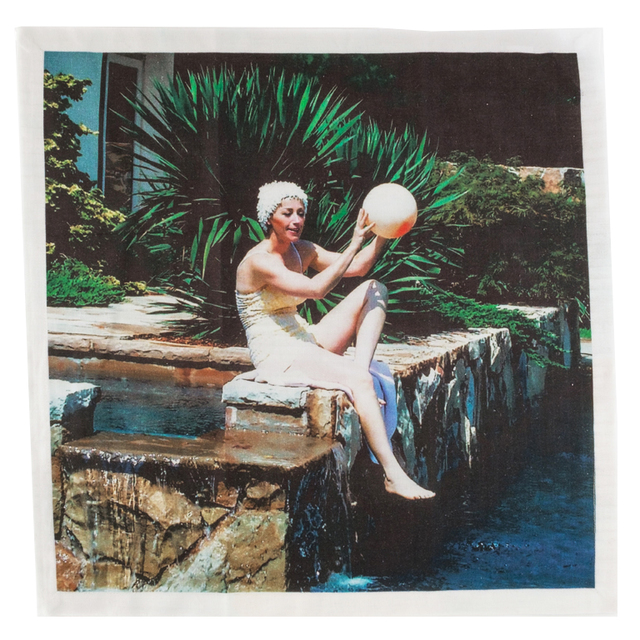 Cindy Sherman, 'Untitled (Poolball), 1999 Set of four napkins', 2018, MOCA