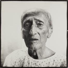 Richard Avedon, 'Jacob Israel Avedon, Father of Photographer, Sarasota 12.19.72,' 1972, Phillips: Photographs (April 2017)