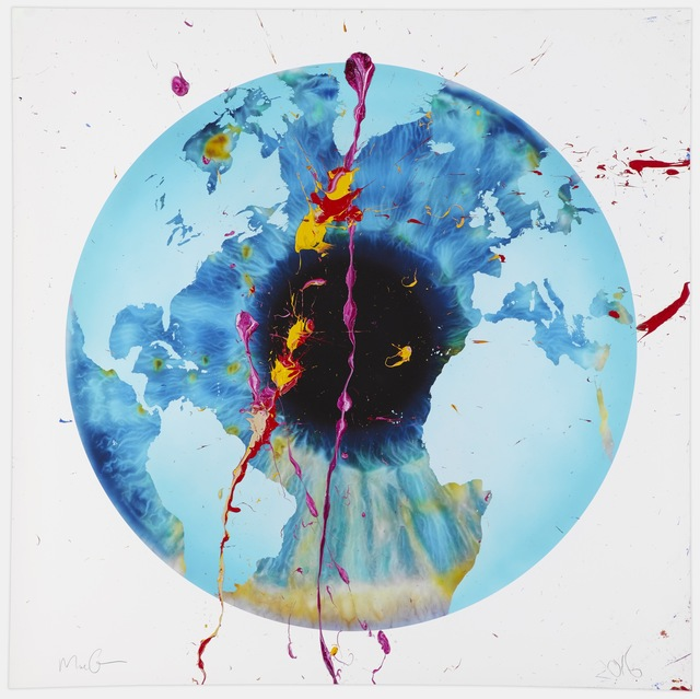 Marc Quinn, 'Untitled (The Eye of History)', 2016, Human Reproduction