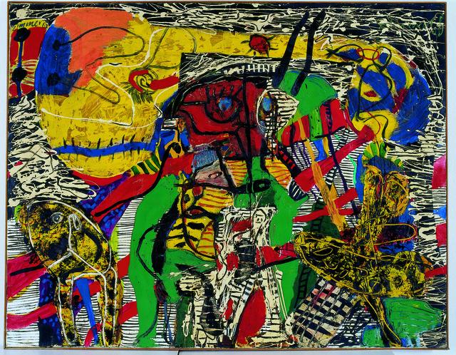 , 'Ich-Schrumpfung (Ego-shrinkage),' 1961, SCHUEBBE INC.
