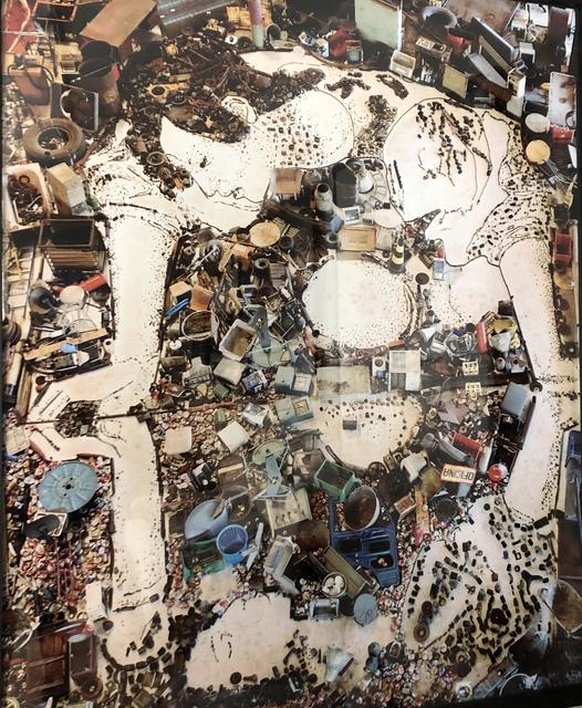 , 'Narcissus, after Caravaggio,' 2005, Eckert Fine Art