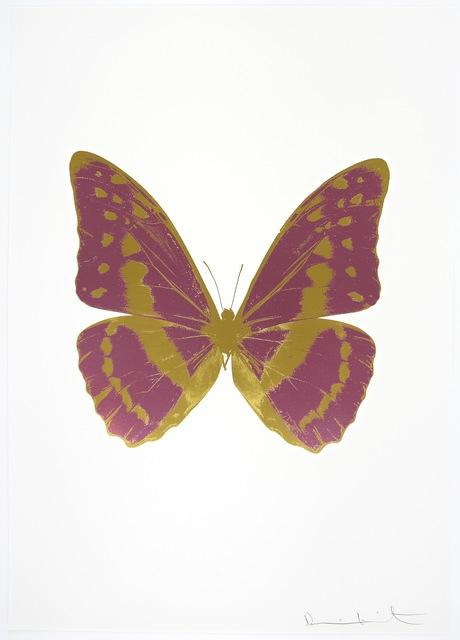 , 'The Souls III - Loganberry Pink - Oriental Gold - Oriental Gold,' 2010, Samuel Owen Gallery