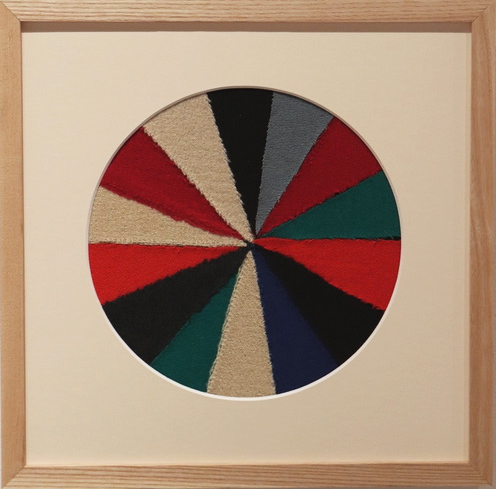 , 'Colour Wheel Version 2 (After Florence Akins),' 2018, Sanderson Contemporary Art