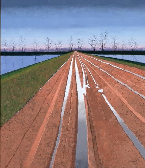 , 'Through Deer Park,' 2011, Mac-Gryder Gallery