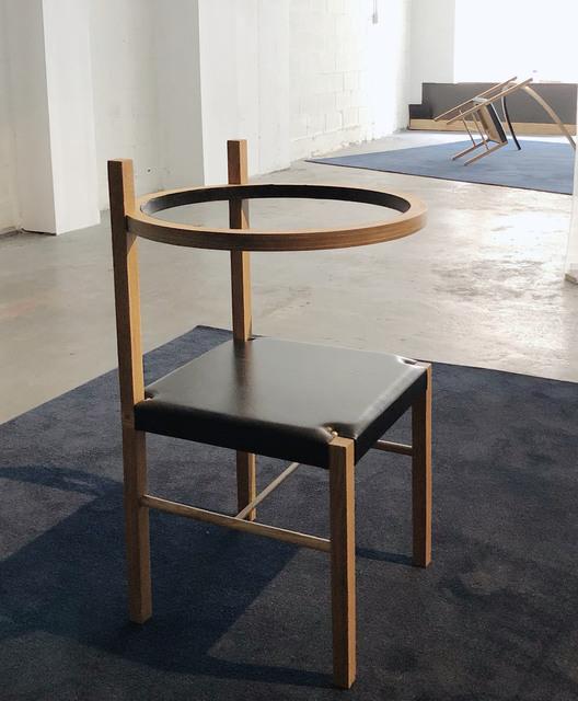 , 'Sorensen Chair II,' 2018, Hotel Particulier