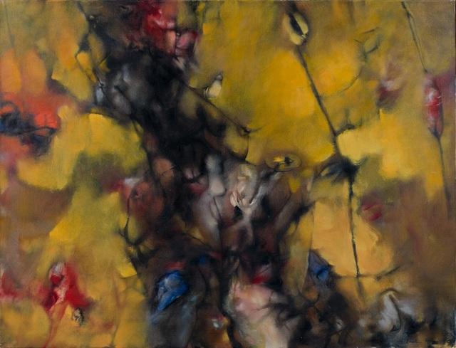 Dorothea Tanning, 'Visite jaune (Visite éclair)', 1960, Gallery Wendi Norris