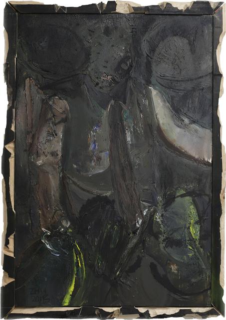 , 'Om-da, Da-pu-peng-om-da, Da-pu-peng #3,' 2018, Leo Gallery