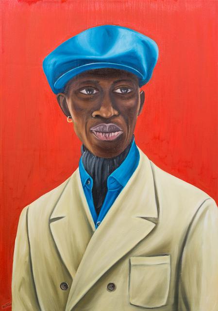 Zemba Musiri Lutanda Luzamba, 'The man who said nothing', 2017, Africa Bomoko