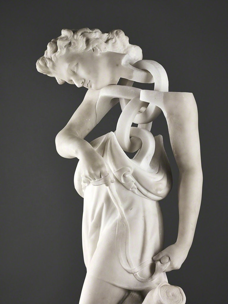 Jonathan Owen, '[Detail] David,' 2013, Ingleby Gallery