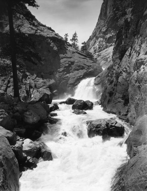 Ansel Adams, 'Roaring River Falls', The Ansel Adams Gallery