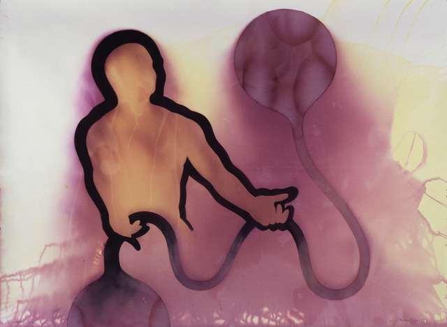 , 'Adumbran,' 1998, Suzanne Tarasieve