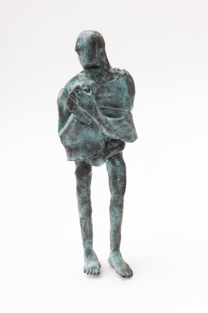 , 'Bronze with towel,' 2006, Kate MacGarry