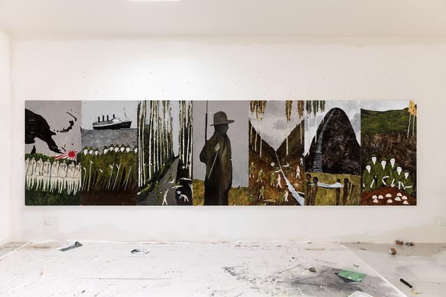 , 'The Kokoda Track Campaign,' 2018, Sullivan+Strumpf