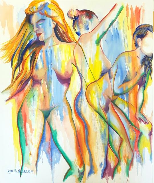 Luz Sánchez, 'Emociones Desatadas', 2019, ACCS Visual Arts