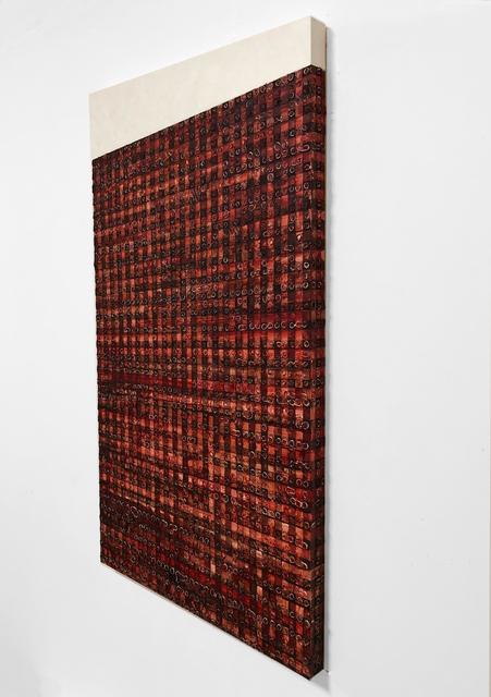 Katsumi Hayakawa, 'Towering', 2020, Painting, Acrylic, alkyd paint on washi mounted panel, Micheko Galerie