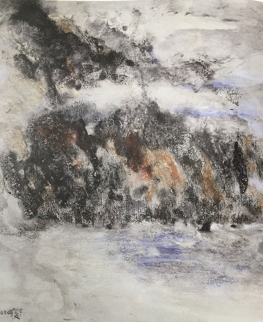 , 'Chingshui Rocks,' 2014, Yuan Ru Gallery