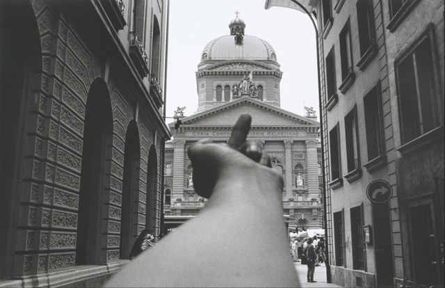 , 'Study of Perspective - Berne,' 1999, Ethan Cohen New York