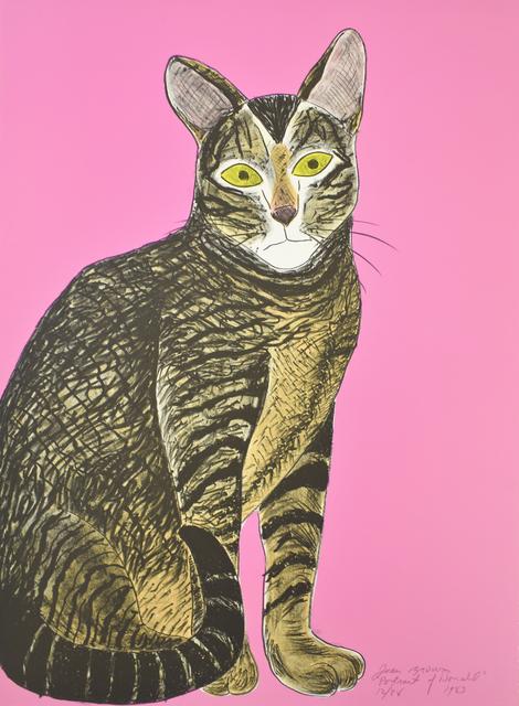 , 'Donald - Pink ,' 1983, Anglim Gilbert Gallery