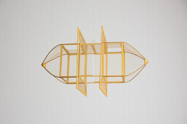 , 'Embutido IX,' 2017, Anton Kern Gallery