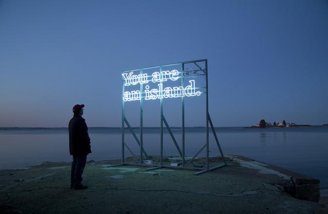 Alicia Eggert, 'You Are (On) An Island', 2011-2013, Sienna Patti Contemporary