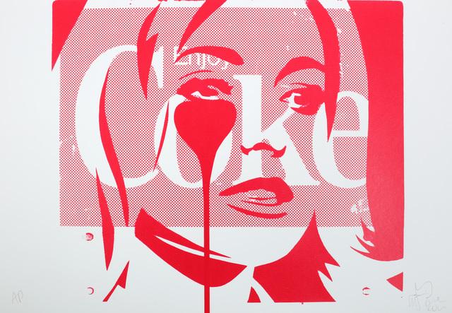Pure Evil, 'Sharon Tate - Coke', 2017, Chiswick Auctions