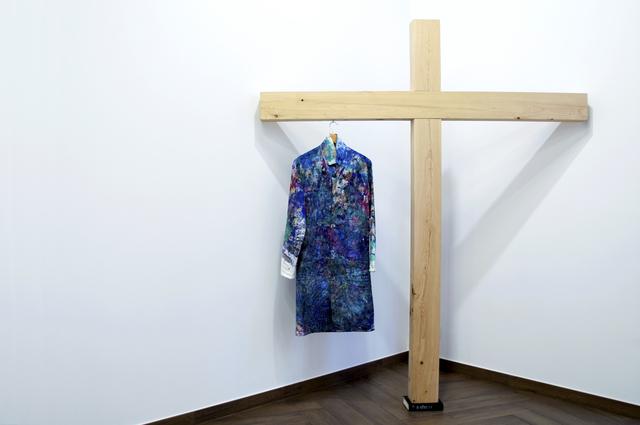 , 'La Crucifixion de l'Alchimiste ,' 2017, The Switch
