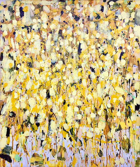 , 'Yellow Tulips,' 2007, IFAC Arts