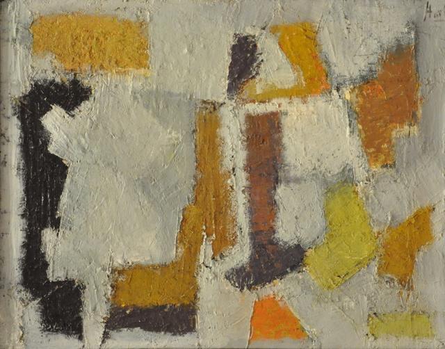 , 'Composition ( Peinture),' 1949, Galleria Tega