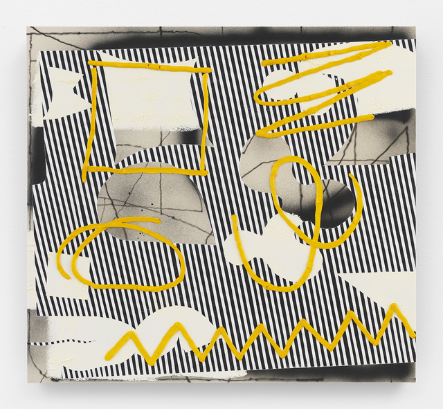 , 'Movement In Stripes,' 2015, Horton Gallery